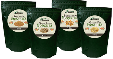 Independence Sprout Seed Pack
