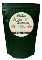 Sprout Sampler Seed Pack