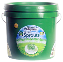 Fresh Sprouts Seed Pack