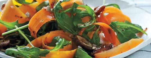 Carrot Squash Salad