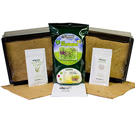 Complete MicroGreens Kit