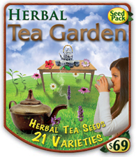 Herbal Tea Garden Pack
