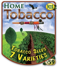 Heirloom Tobacco Seeds | Open Pollinated Heirloom Seeds - Tobacco