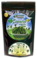 Non GMO Greens Seeds