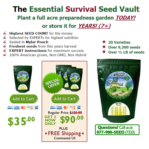 Essential Survival Vault